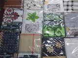 Элитные новогодние комплекты постельного белья с новогоднем дизайном из ранфорса