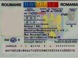 Buletin roman , pasaport romin , permis de conducere ro !