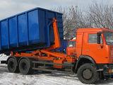 Сдается в аренду Бункер 20 куб. Камаз  Container gunoi constructie Orhei