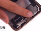 iPhone XS MAX  Nu se încarcă smartphone-ul? Înlocuiți conectorul!