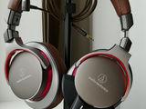 Audio-Technica MSR7 High-Resolution Audio + FiiO bluetooth amplifier
