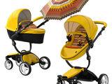Популярные бренды колясок, шезлонги, манежи, стульчики и аксессуары.