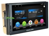 2din автомагнитола android 6.0 cyclon mp-7037 gps and