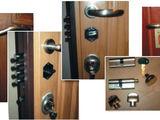 Вскрывание дверей, замков. Deschiderea usilor blocate, lacatelor incuiate.