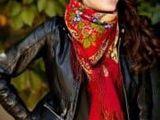 Яркие шарфы в русском стиле  по 200 лей .