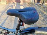 Седло новое, с встроенным задним фонарем для безопасности, мягкое с амортизаторами, комфортабельное