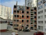 Ciocana! Mircea cel Batrin! Pret 550 Euro/m2. Casa de caramida cu 7 etaje. Achitare in rate!