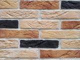 NEW!Caramida/piatra decorativa interio-exterior!Compozitie beton!Декоративный кирпич/камень-бетон!