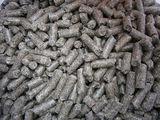 Гранулированный комбикорм и жмых подсолнечника гранулированный