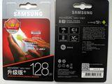 Оригинал. MicroSD Samsung EVO Plus 128Gb. Для записи 4K.