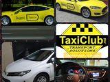Se da masina in taxi.