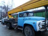 продается автовышка в хорошем рабочим состоянии, на ходу, ВС22, se vinde autoturn in stare buna