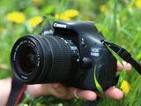 Canon 600D kit-18-55