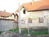 незавершенный 2 эт. дом 230 м2 на 6.4 сотках земли. нoвый микрорайон в Ставченах, ул. Дачия  14