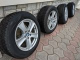 Зимняя резина 255/55 R18 + Диски BMW