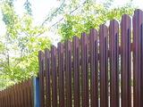 Gard din şipcă (ştachetă)metalică.Plasă gard metalică.Eurogard.Sirma ghimpata