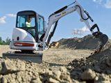 Servicii excavator. servicii bobcat.