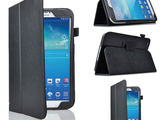 "(T210,T211,T215) Galaxy Tab 3 7.0"" - чехол, защитная плёнка"