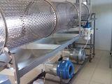 Орехокол - линия для переработки грецких орехов и фундука с калибратором