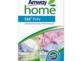 Концентрированный порошок для стирки детского белья (3 кг) amway home sa8 baby