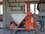 220V/380V executam tencuieli mecanizate pe baza de ipsos (Knauf MP75) si var - ciment (Baumit).
