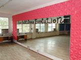 se dă în chirie o sală de dans pentru antrenamente