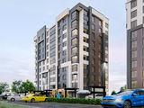 Apartament cu 2 odai, 63 m.p., de la dezvoltator - compania SV Lux Grup!