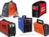 ремонт сварочных аппаратов (инверторы, трансформаторы, полуавтоматы)