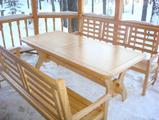 Мебель деревянная. Для баров , терасс , кафе.