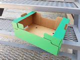 Vând urgent cutii din carton pentru fructe sau legume