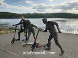 Black Friday. Электросамокат Ada Smart Z1000 - Эксклюзивные самокаты! до 45 км на одном заряде!
