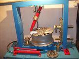 Рихтовка титановых дисков