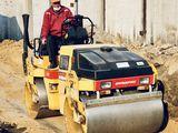 Servicii compactor-каток / buldoexcavator / miniexcavator / bobcat / kamaz / basculant / evacuator