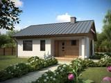 Уютный, современный, тёплый, экономный дом - 92 м2