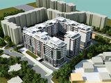 Apartament 3 camere 94 m2,Centru, cu 18600 mii prima rata