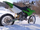 Kawasaki kx85