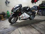 электро мотоцикл 24 в 250 ватт.в отличном состоянии.