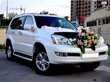 Lexus gx470 транспорт для торжеств transport pentru ceremonie