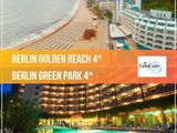 Болгария! Berlin Golden Beach 4* и Berlin Green park 4* - Супер цена на лето 2020 г!