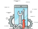Замена стекла на samsung, iphone. Замена дисплея, модуля, экрана.