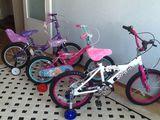Bicicleta pentru copii din Anglia roti la 16