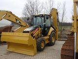 Nou!!! Excavator Caterpillar 428e!