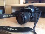 Canon 40D+Obiectiv 18-55mm