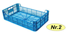 Lazi din plastic pentru export
