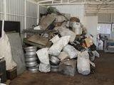 Evacuarea gunoiului + hamali