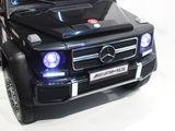 New-mercedes-benz g-klass 6x4 masinuta pentru 2 copii,posibil si in rate la 0%