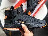 "Nike Huarache Acronym ""Black & Orange"""