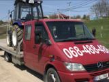 Evacuator servicii de tractari auto