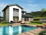 Proiect lux Paradise 2016 420 euro mp casa din cotelet varianta alba!