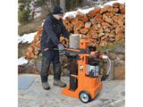 Дровокол / masina hidraulica de despicat lemn - villager / avem în stoc de la 6 tone pîna la 16 tone